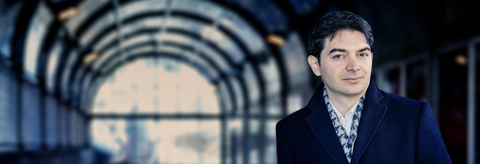Stefano Greco, pianist