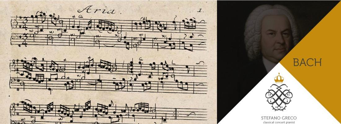 Bach: Variazioni Goldberg BWV 988