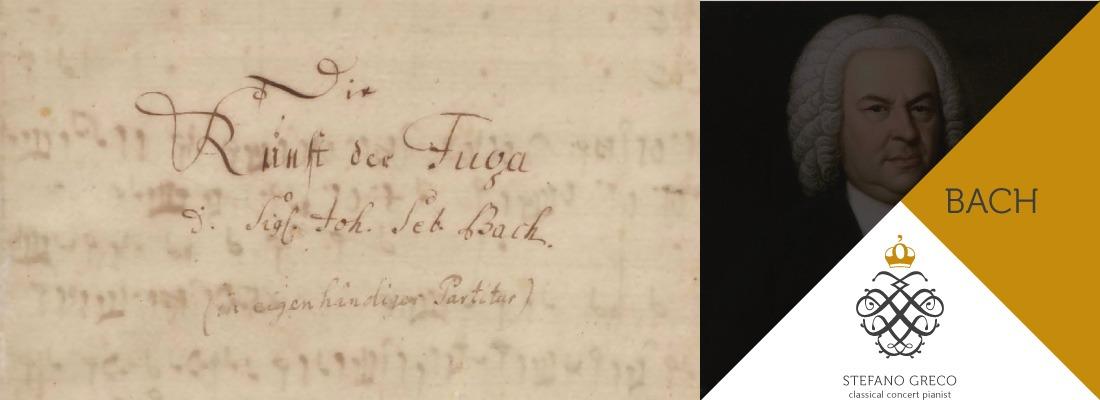 Bach: l'Arte della Fuga BWV 1080