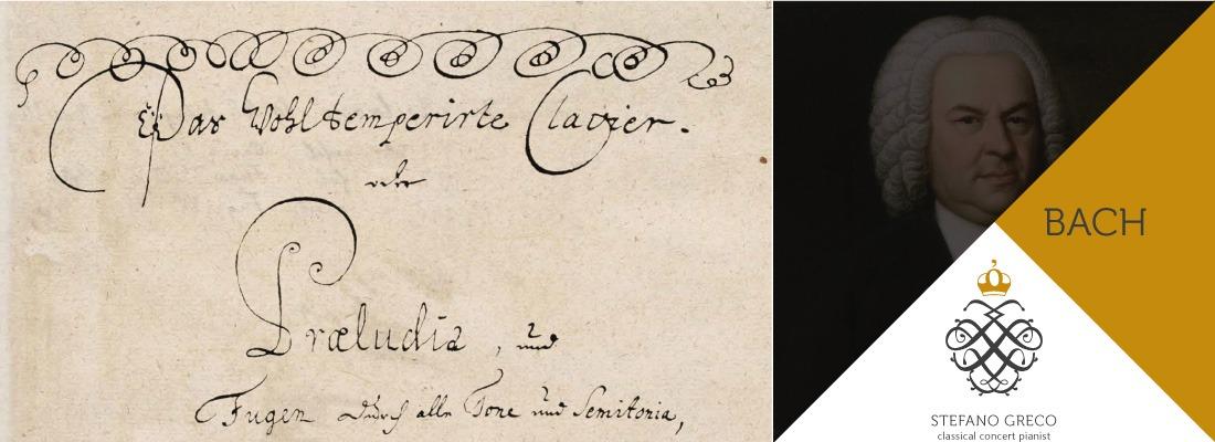 Bach: il Clavicembalo Ben Temperato