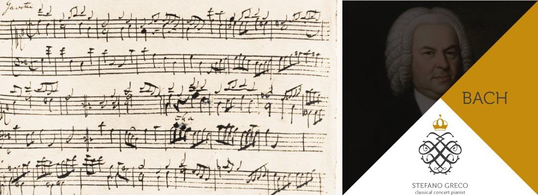 Bach: le Suites Francesi